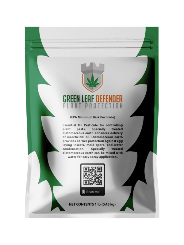 Green Leaf Defender - Plant Protection