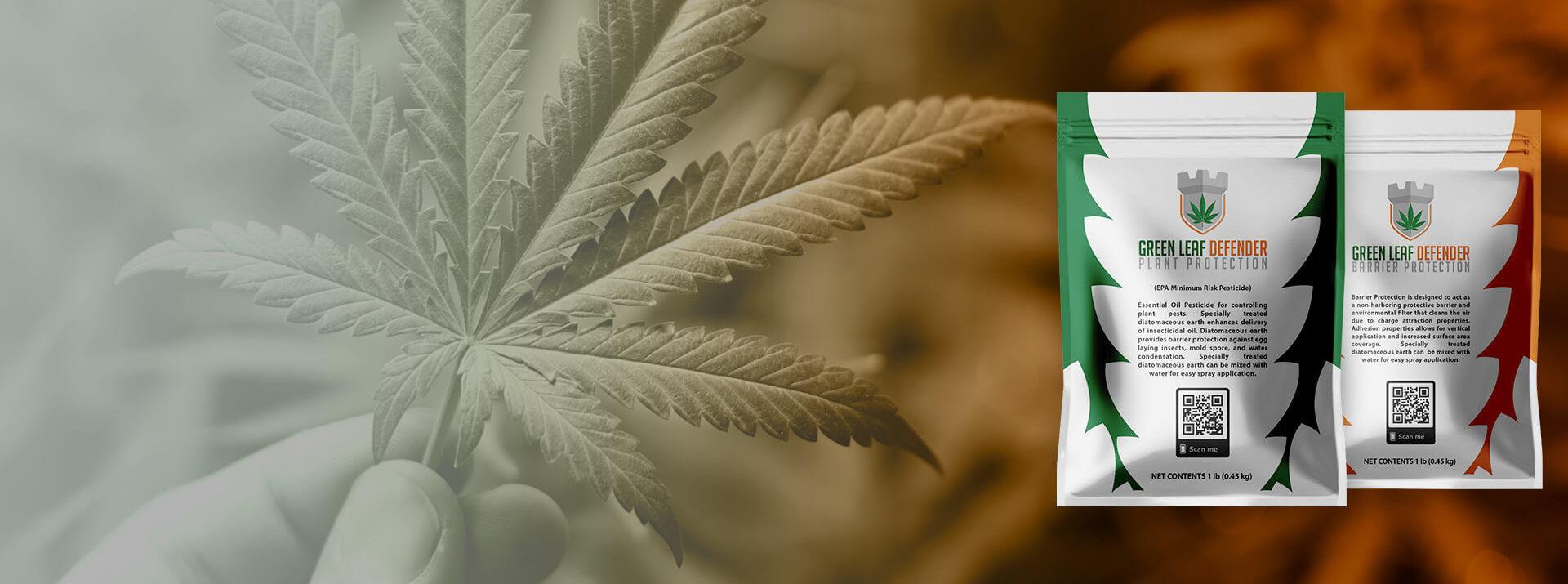Cannabis Bacteria, Pests & Mold Treatment